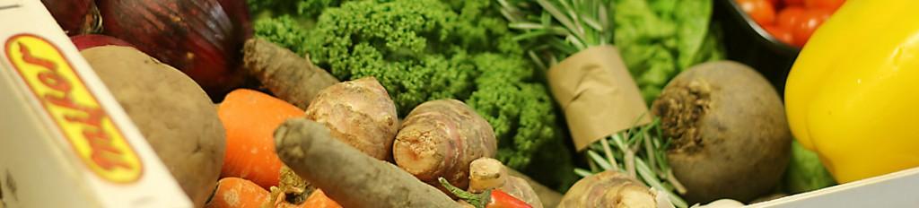 Fresh Fruit and Veg Boxes