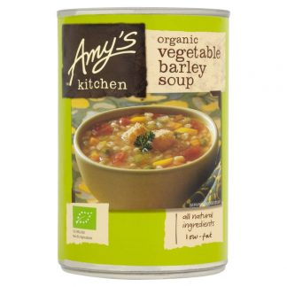 Soups & Ready Meals